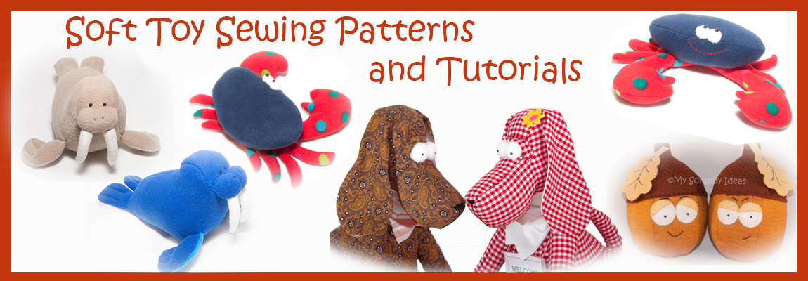 Lovable Softies for you to make!